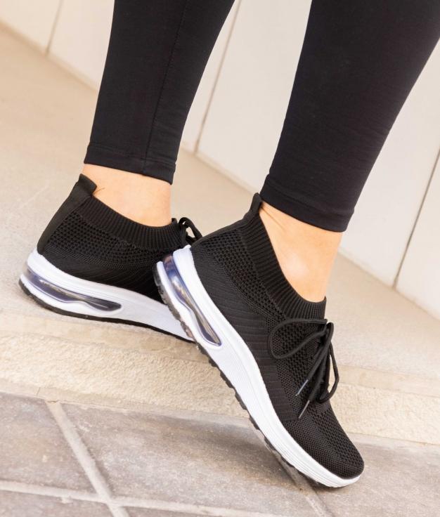 Sneakers Biton - Negro