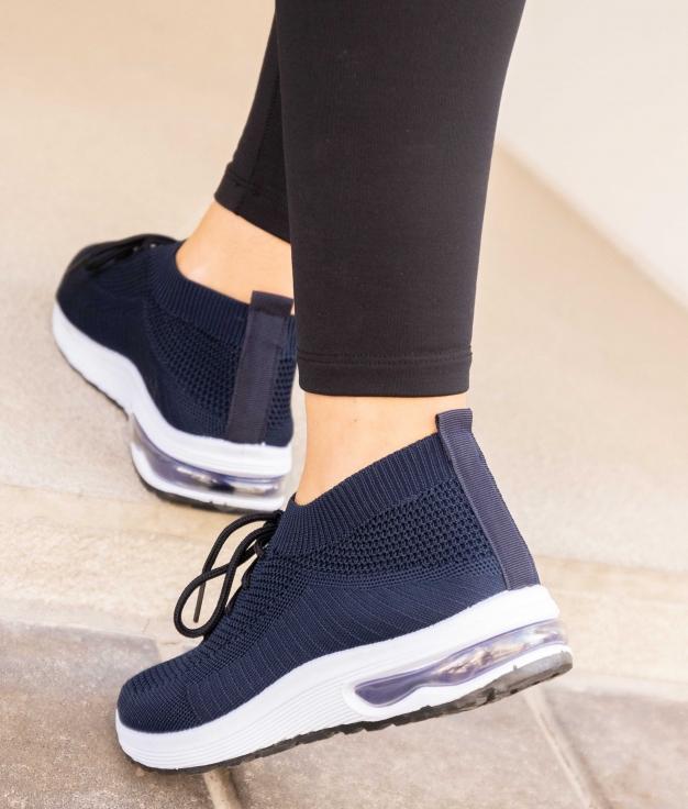 Sneakers Biton - Azul Marino