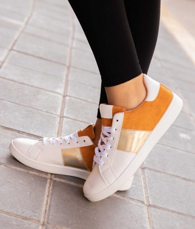 Sneakers Silta - Yellow