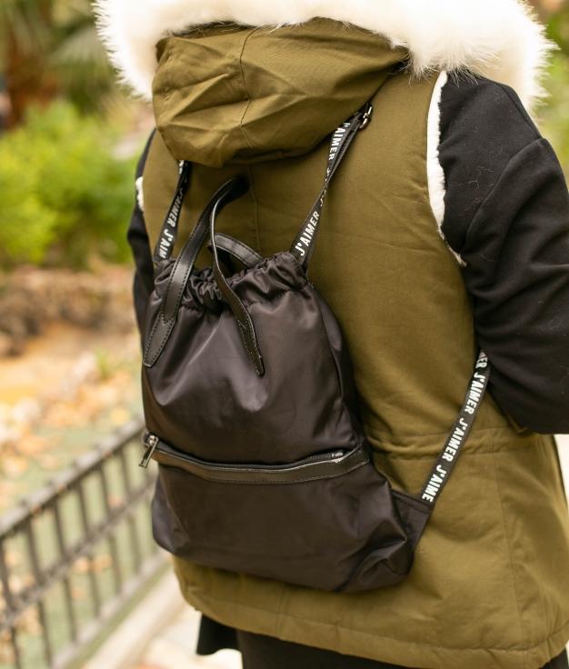 Backpack Jaimer - Black