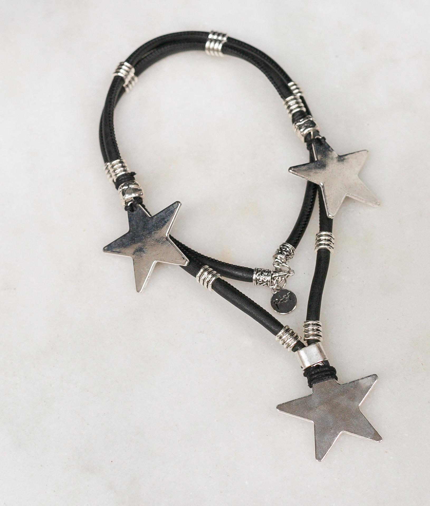 Necklace Sakura - Black