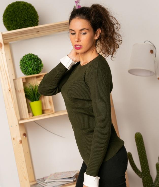 Sweater Romeder - Green