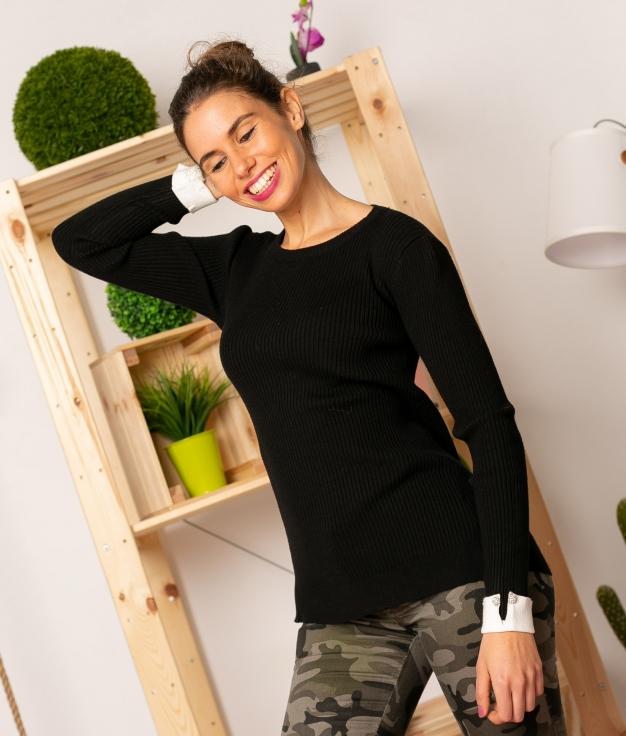 Sweater Romeder - Black