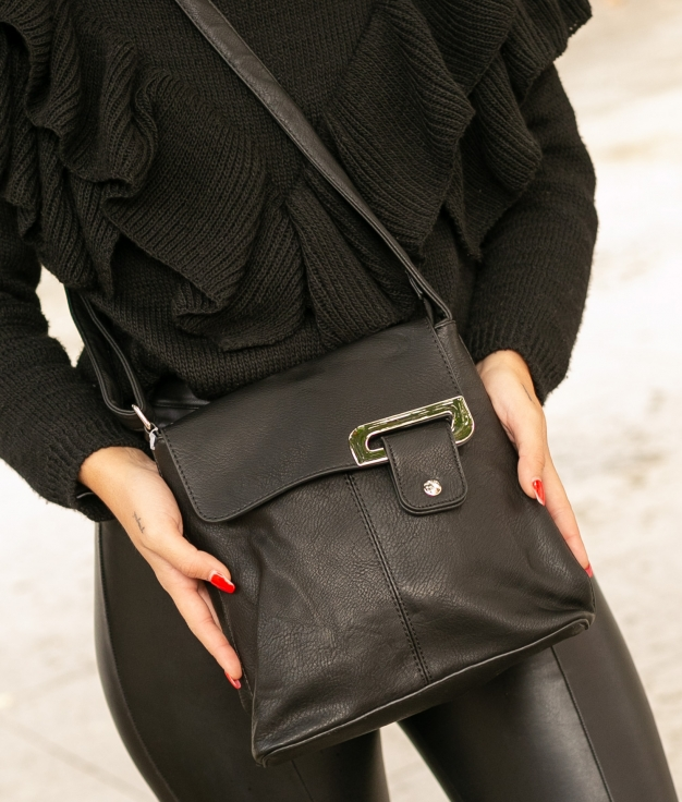 Shoulder Strap Sinas - Black
