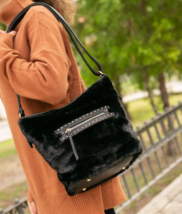 Bag Yutame - Black