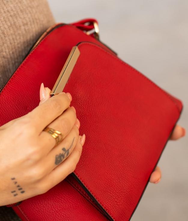 Bag Osus - Red