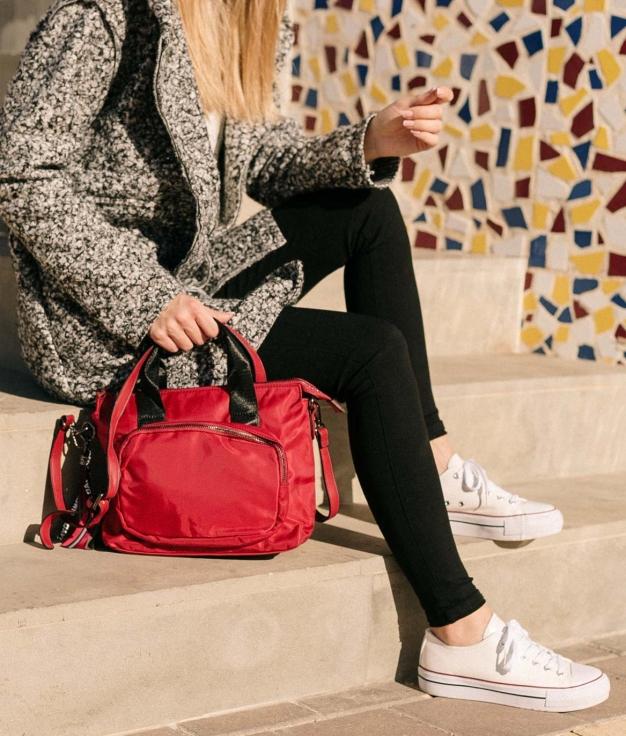 Bag Telmo - Red