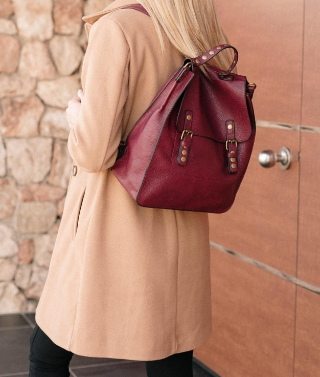 Backpack Amaro - Maroon