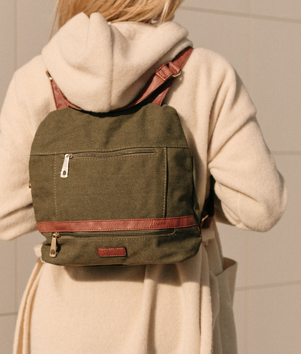 Backpack Jerso - Green