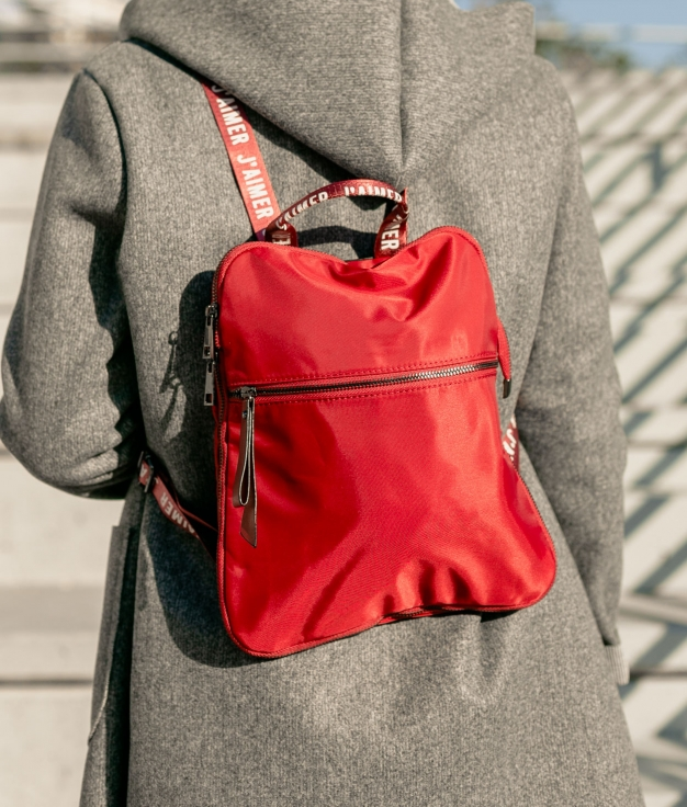 Backpack Cataisa - Red