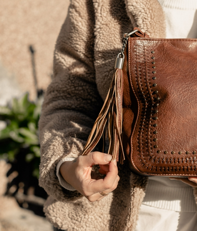 Bag Isora - Camel