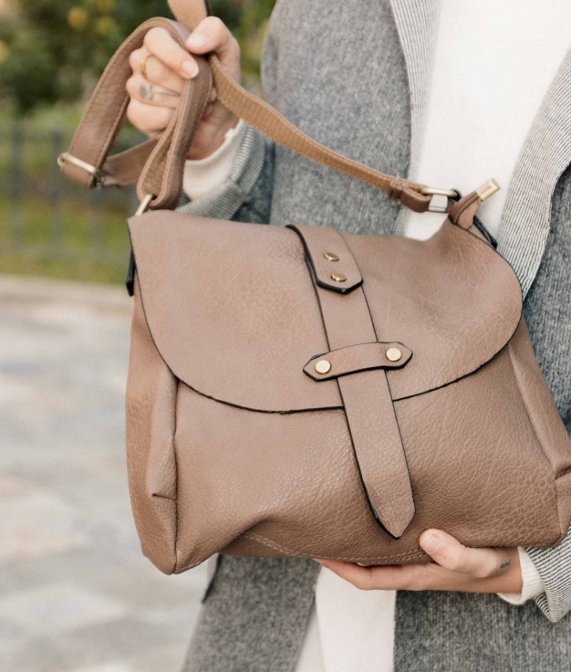 Bolso Maday- Bege