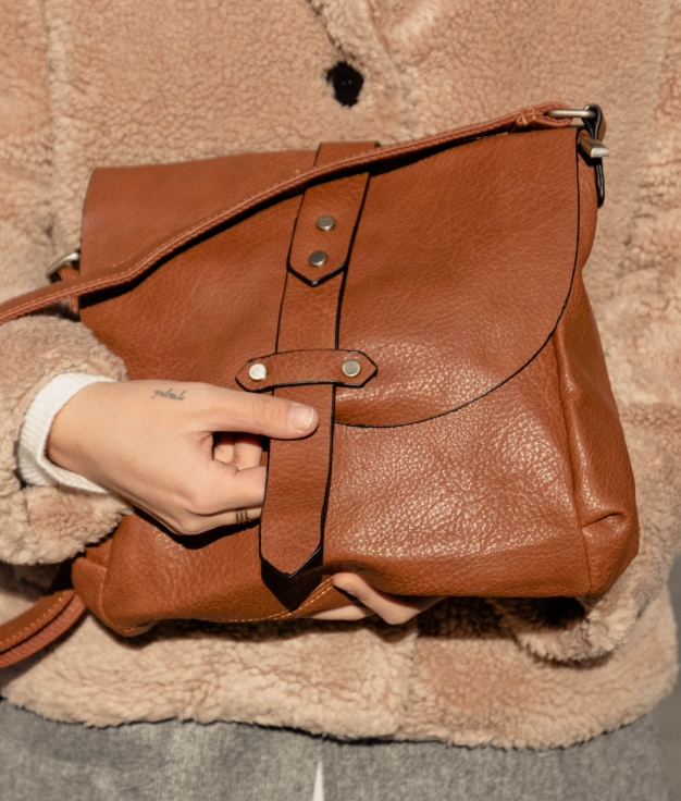 Bolso Maday - Camel