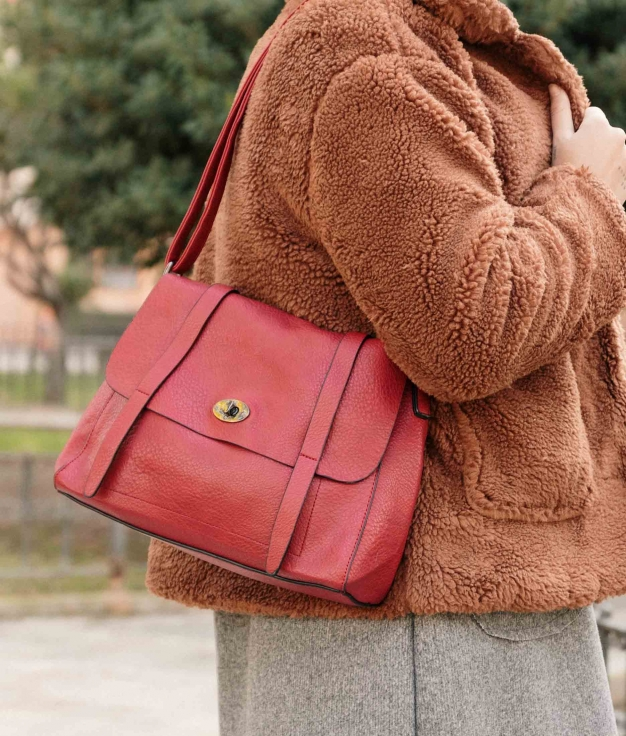 Bolso Fayna - Red