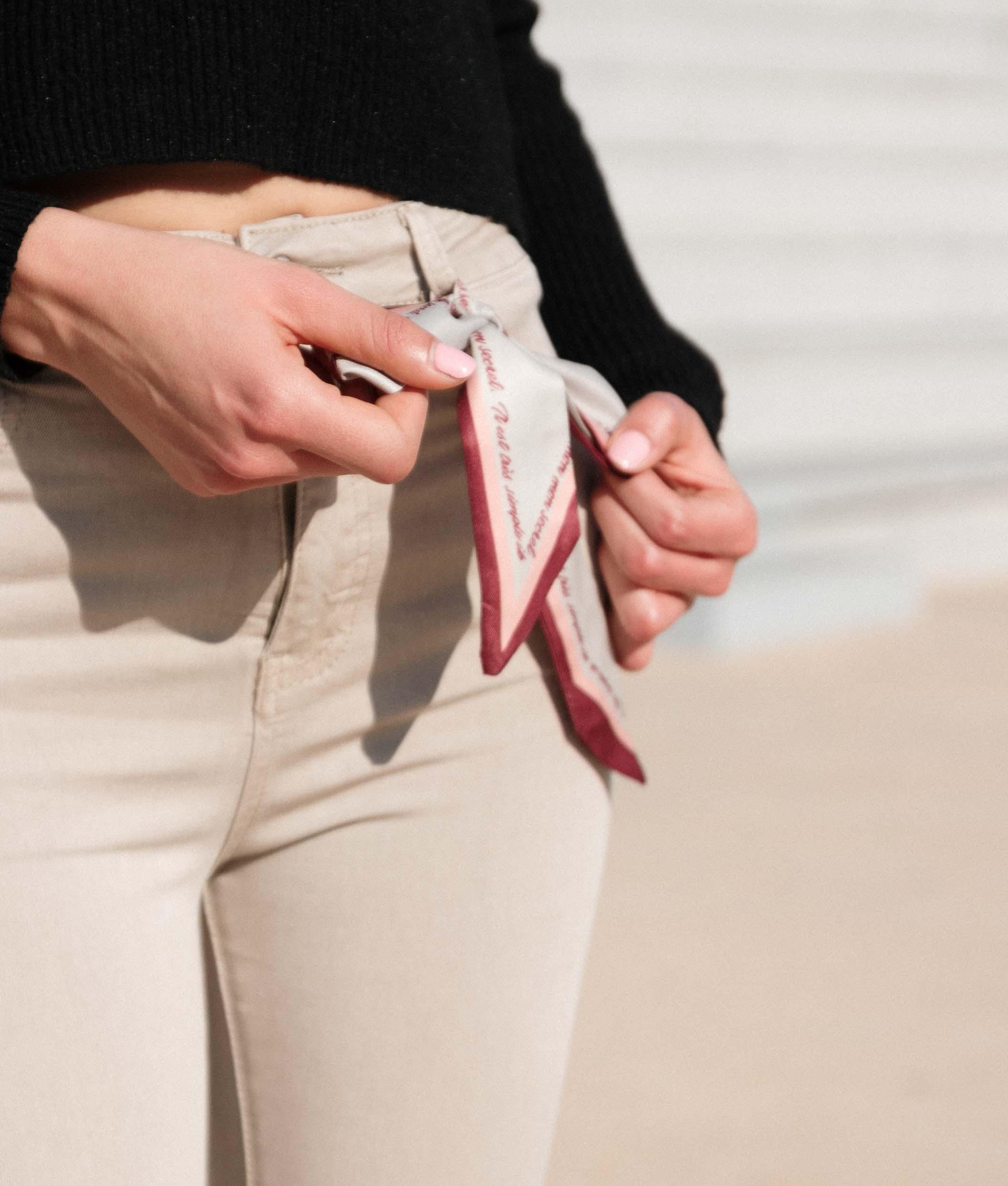 Pantalón Callut - Bege