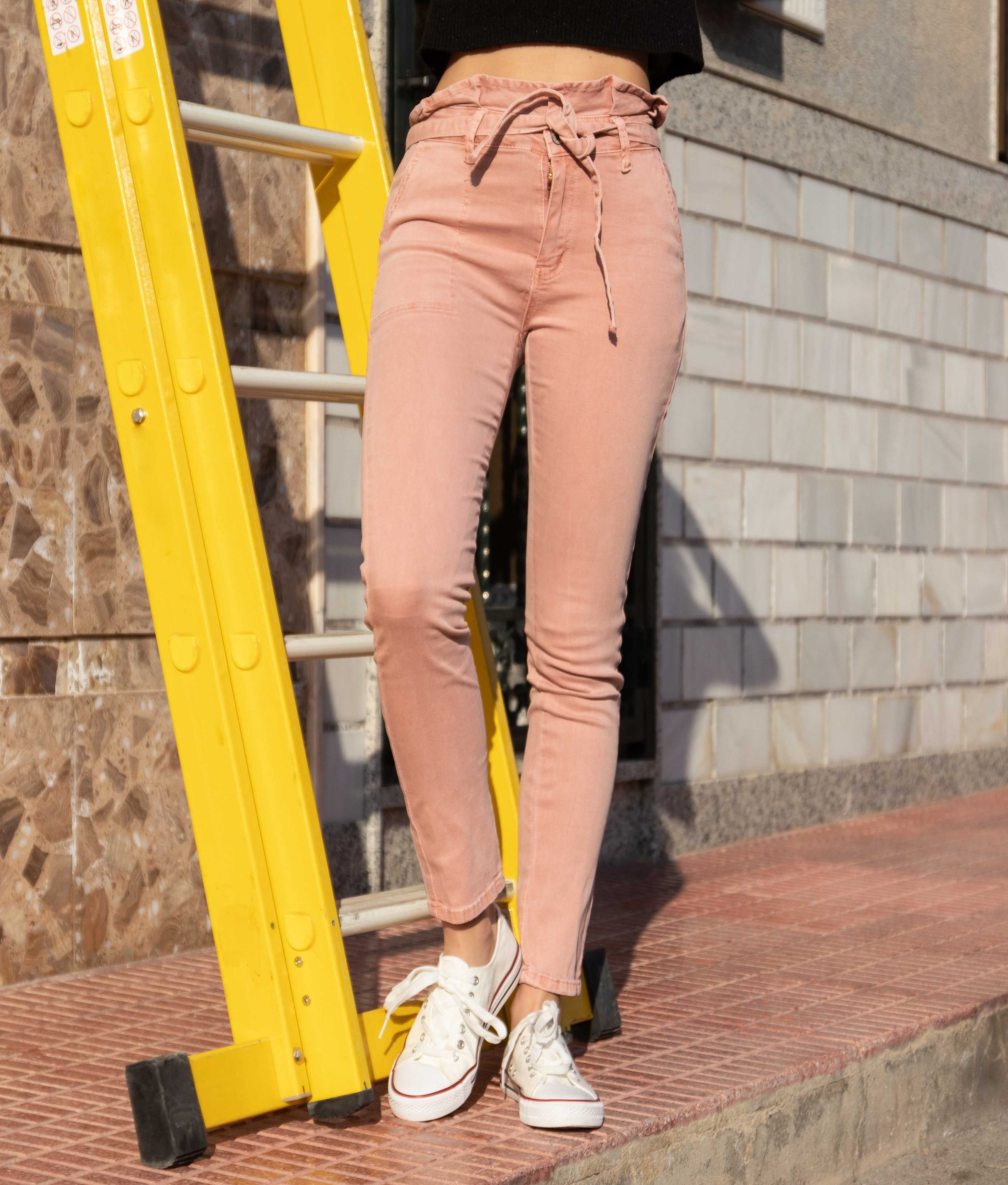 Pantalón Callut - Rosa