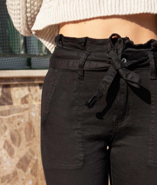 Pantalón Callut - Noir