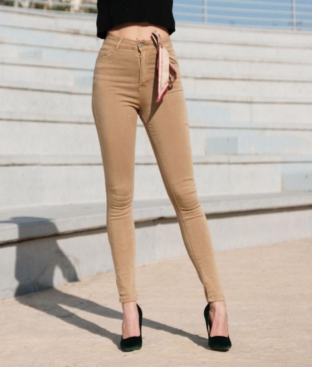 Pantalón Callut - Camelo