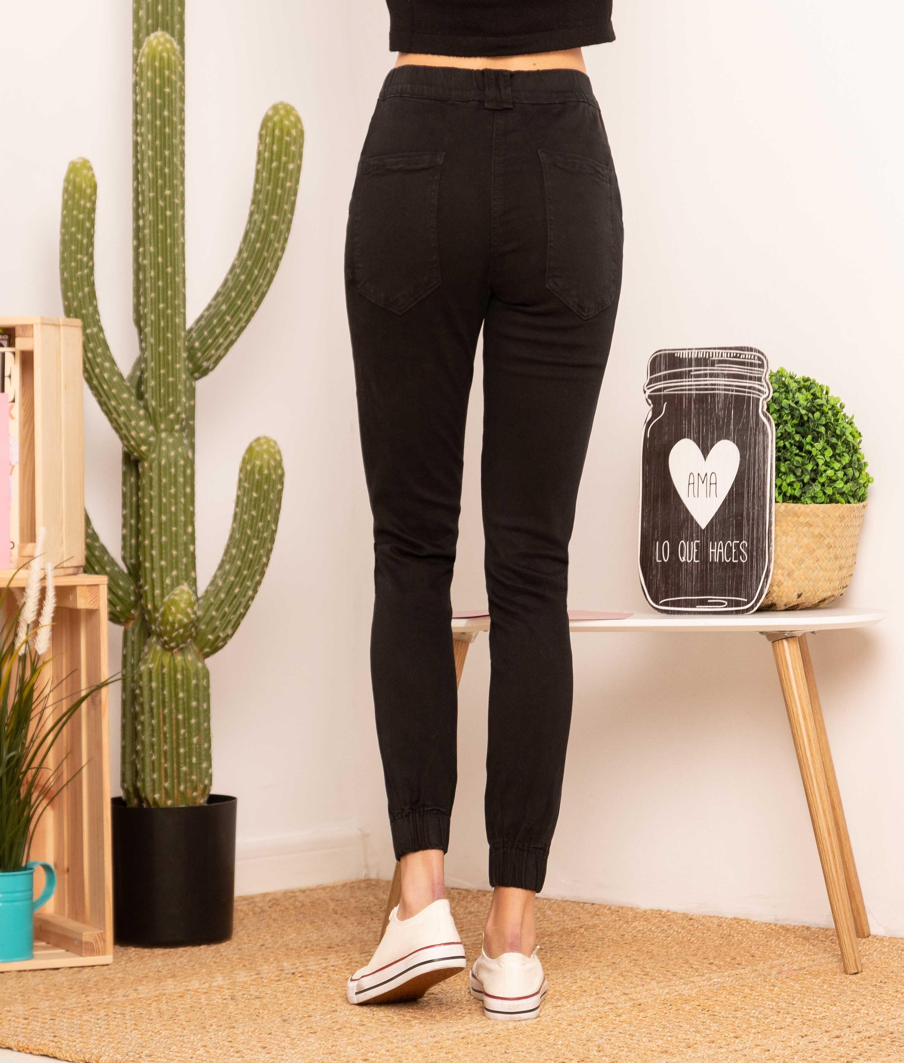 Pantalón Beburmis - Black