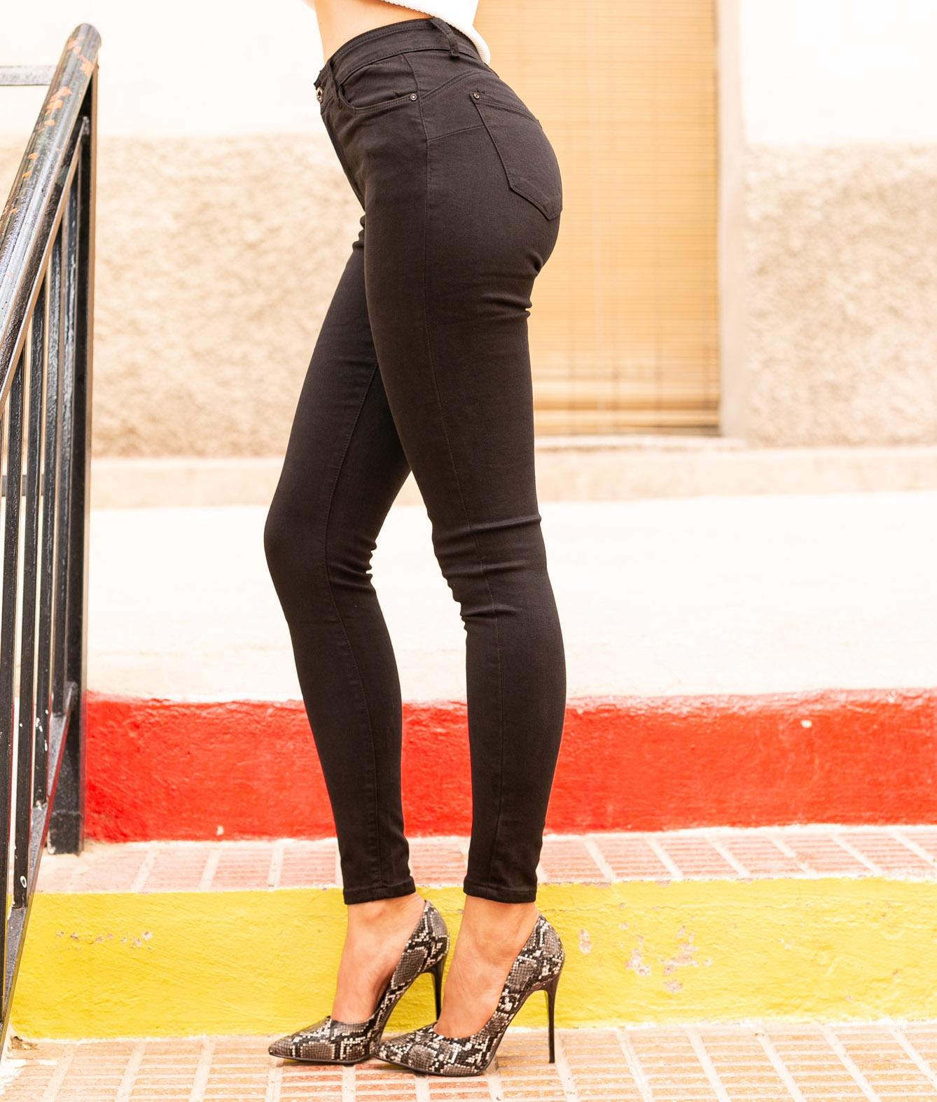 Pantalón Glater - Negro