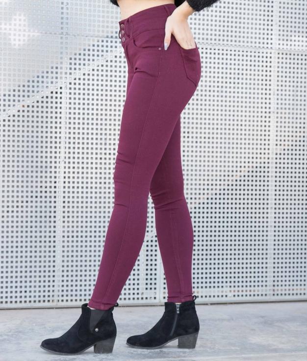Trousers Subama - Purple