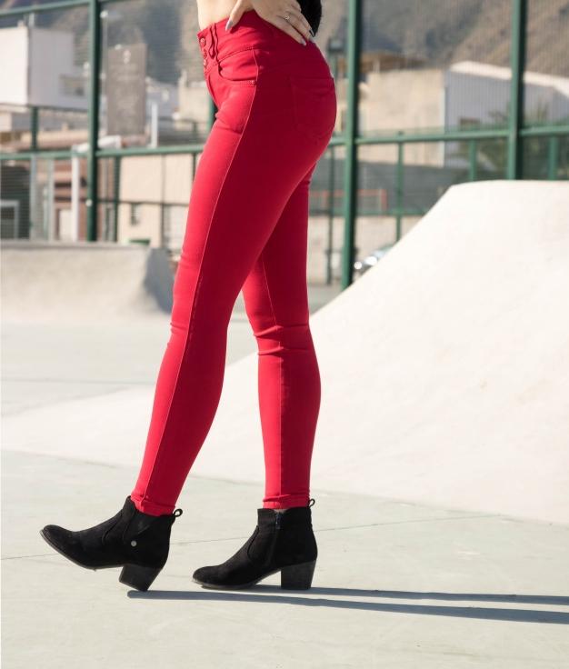 Pantalon Subama - Rouge