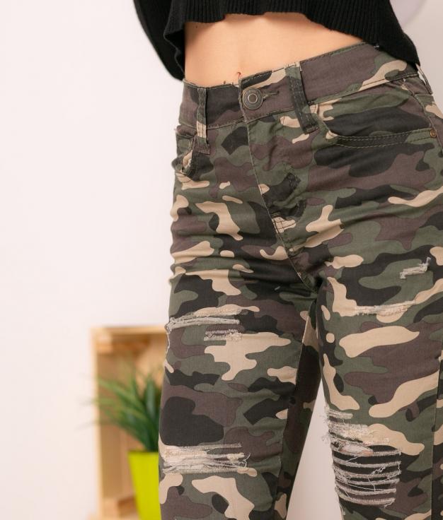 Pantalón Farak - Camouflage