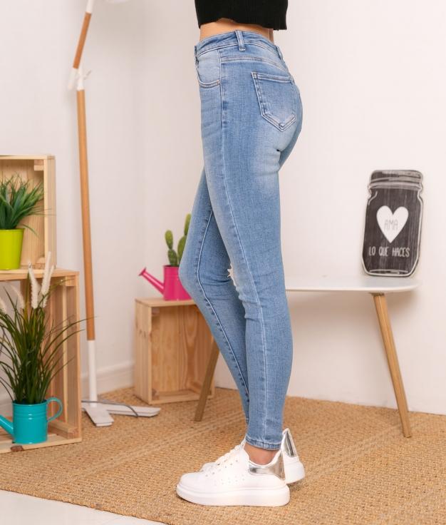 Pantaloni Nabir - Denim