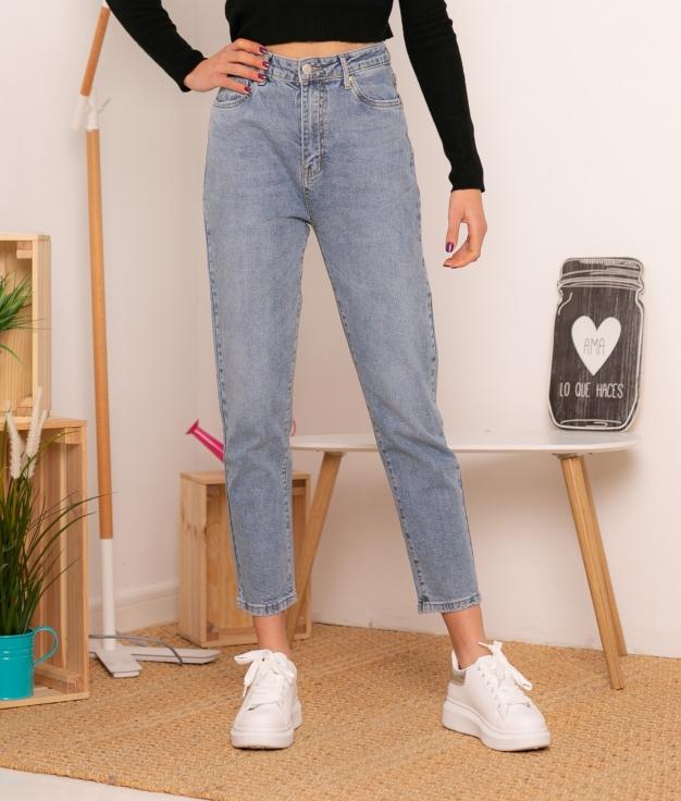 Pantaloni Trebes - Denim
