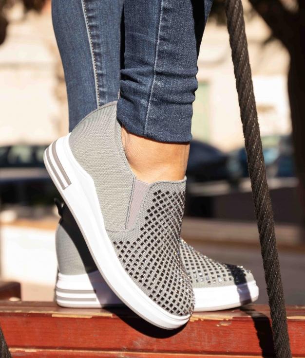 Sneakers Uluna - Grigio