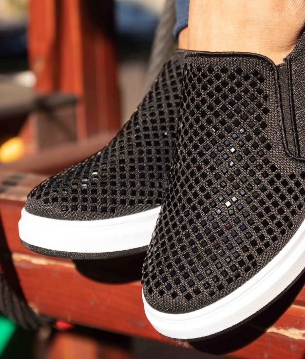 Sneakers Uluna - Preto