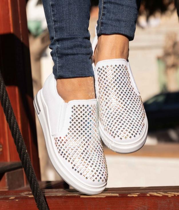 Sneakers Uluna - Bianco