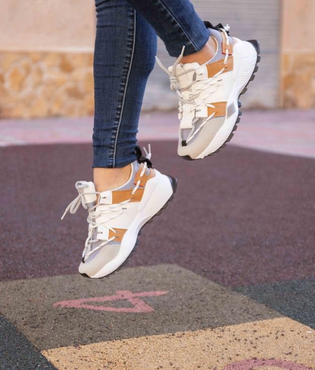 Sneakers Turen - Noir