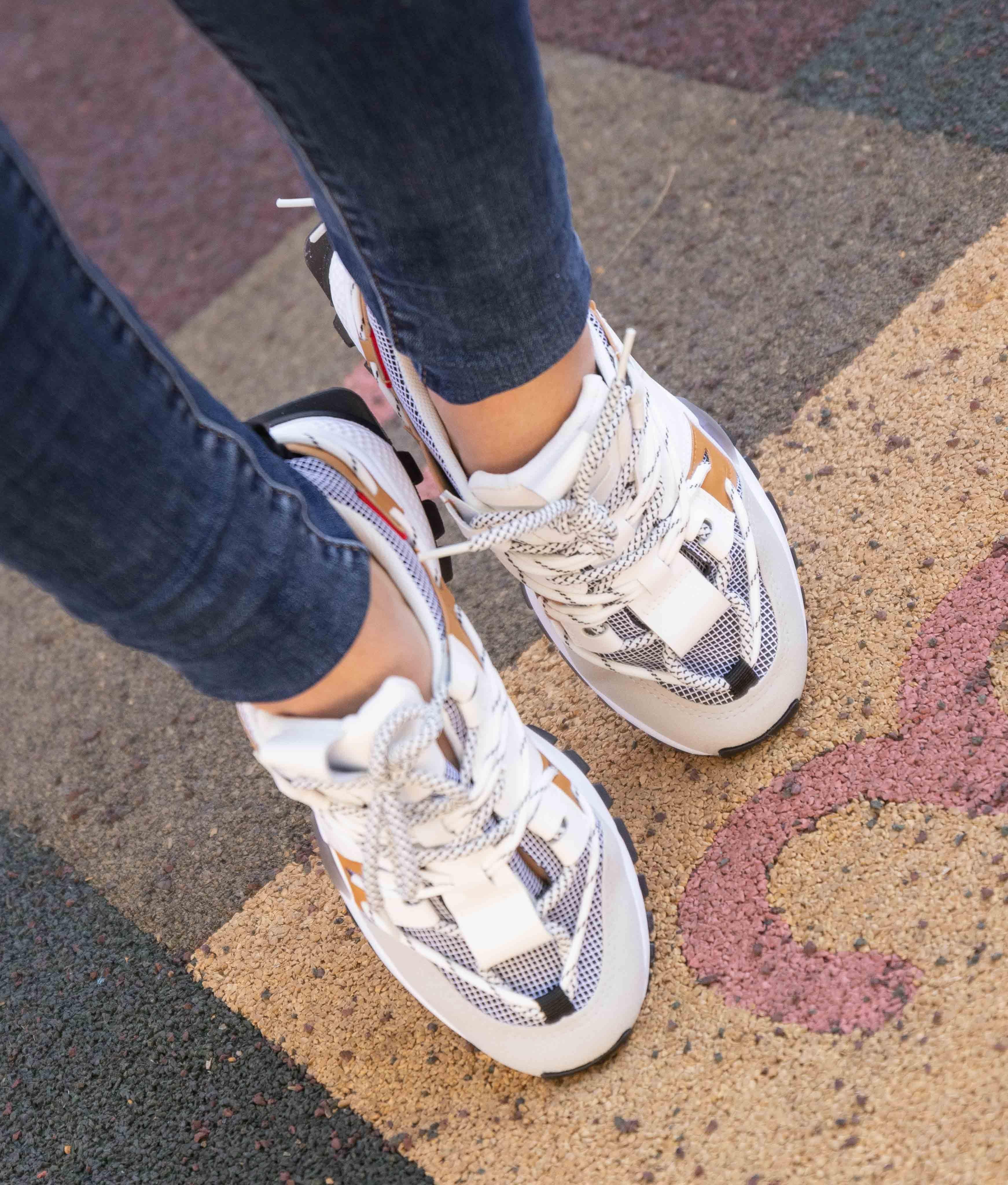 Sneakers Turen - Preto