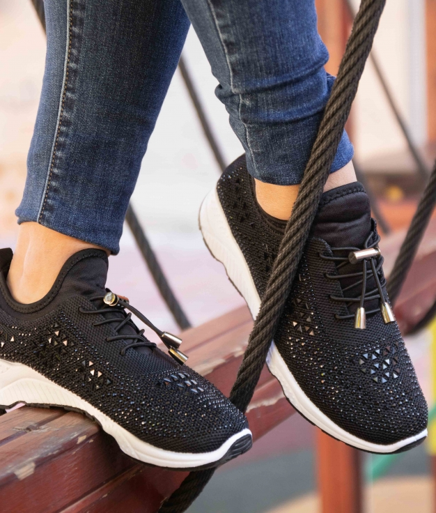 Sneakers Palsan - Negro
