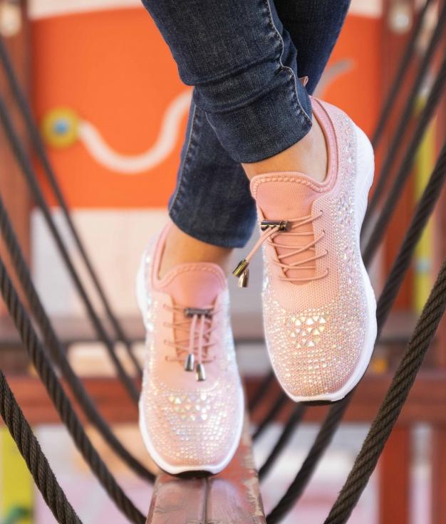 Sneakers Palsan - Champán