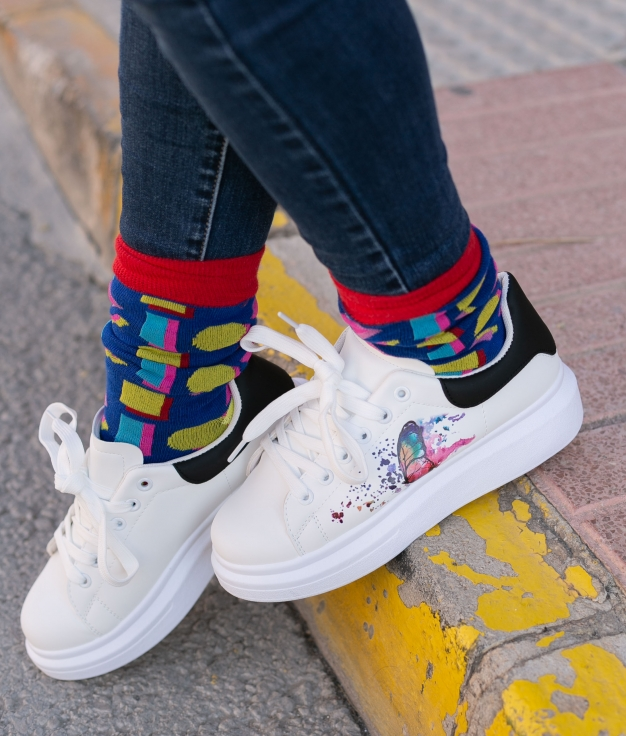 Sneakers Posami - Black