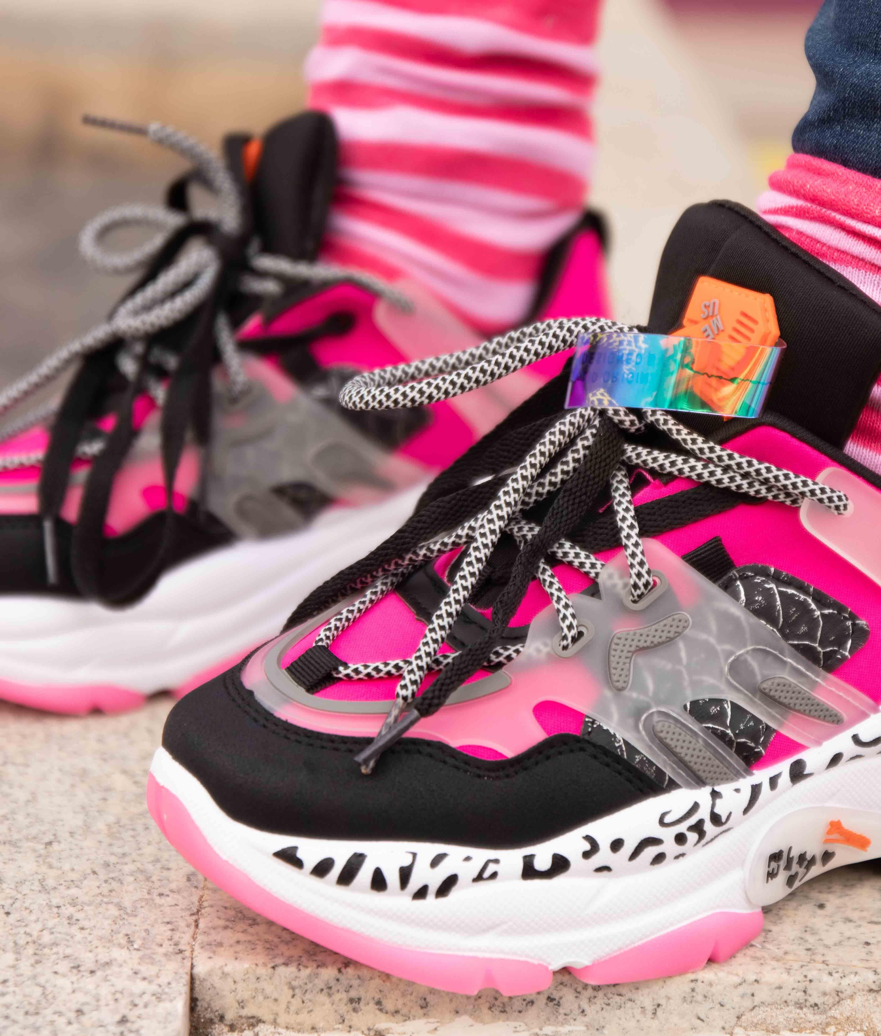 Sneakers Doli - Fucsia