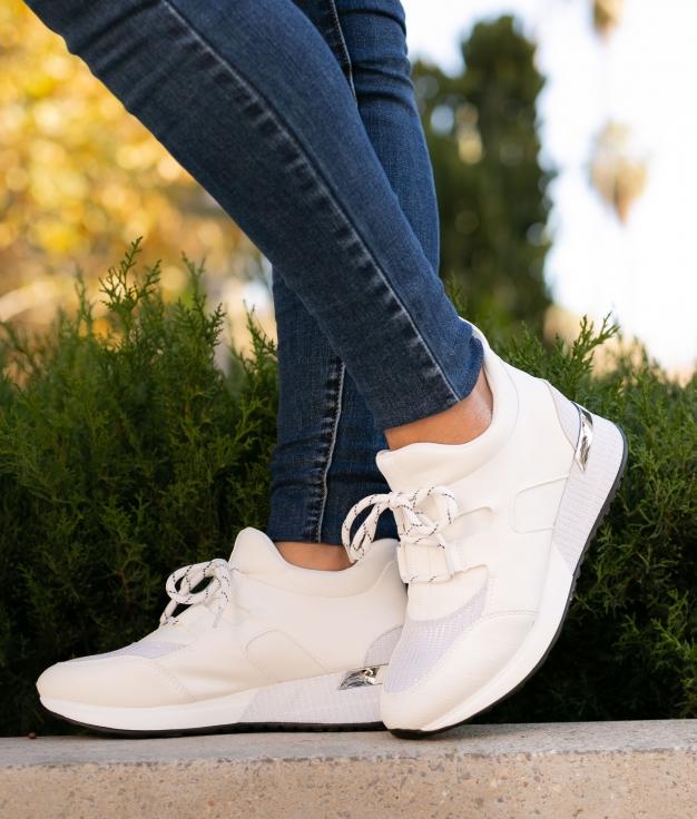 Sneakers Galenio - Blanc