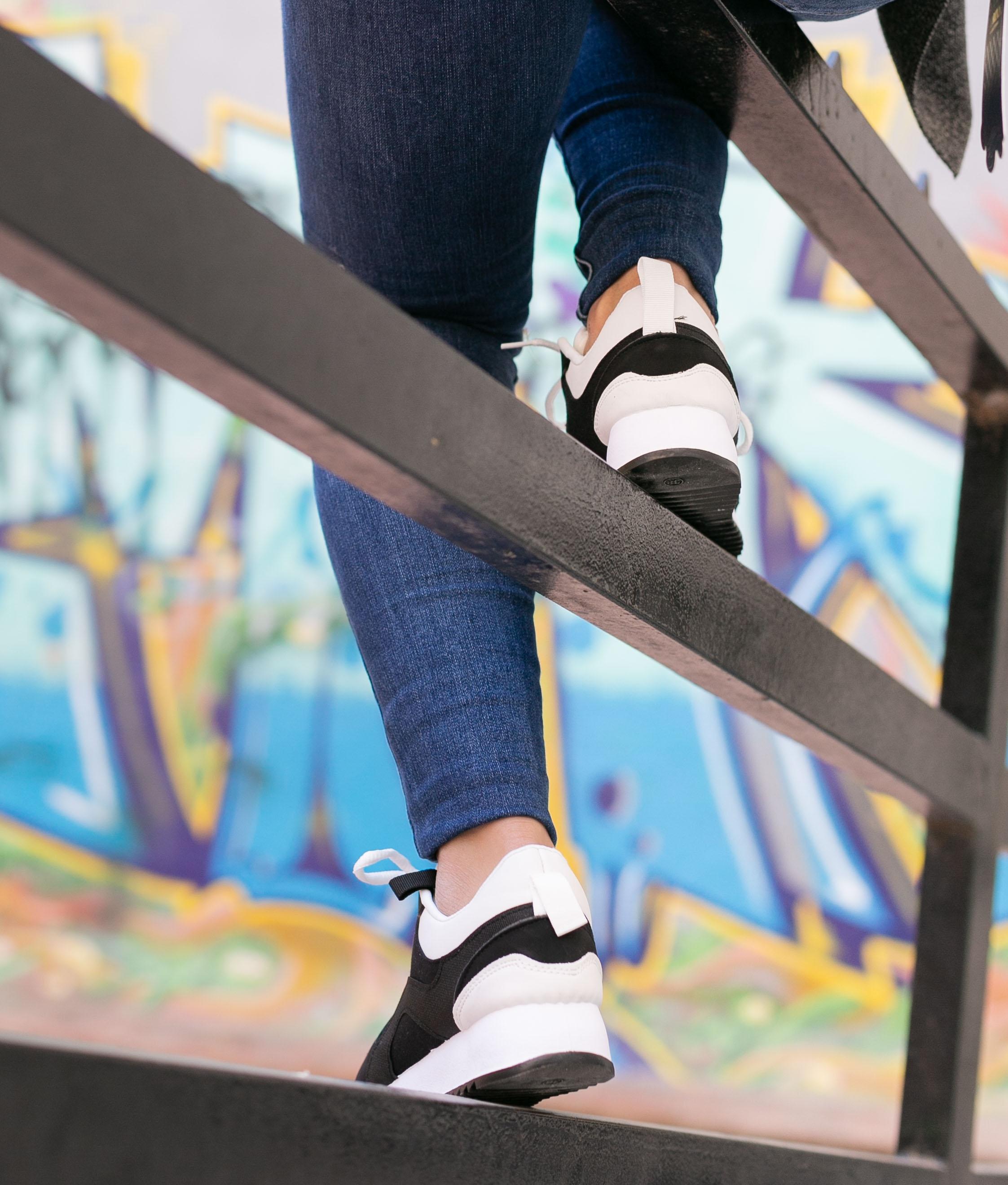 Sneakers Purun - Preto