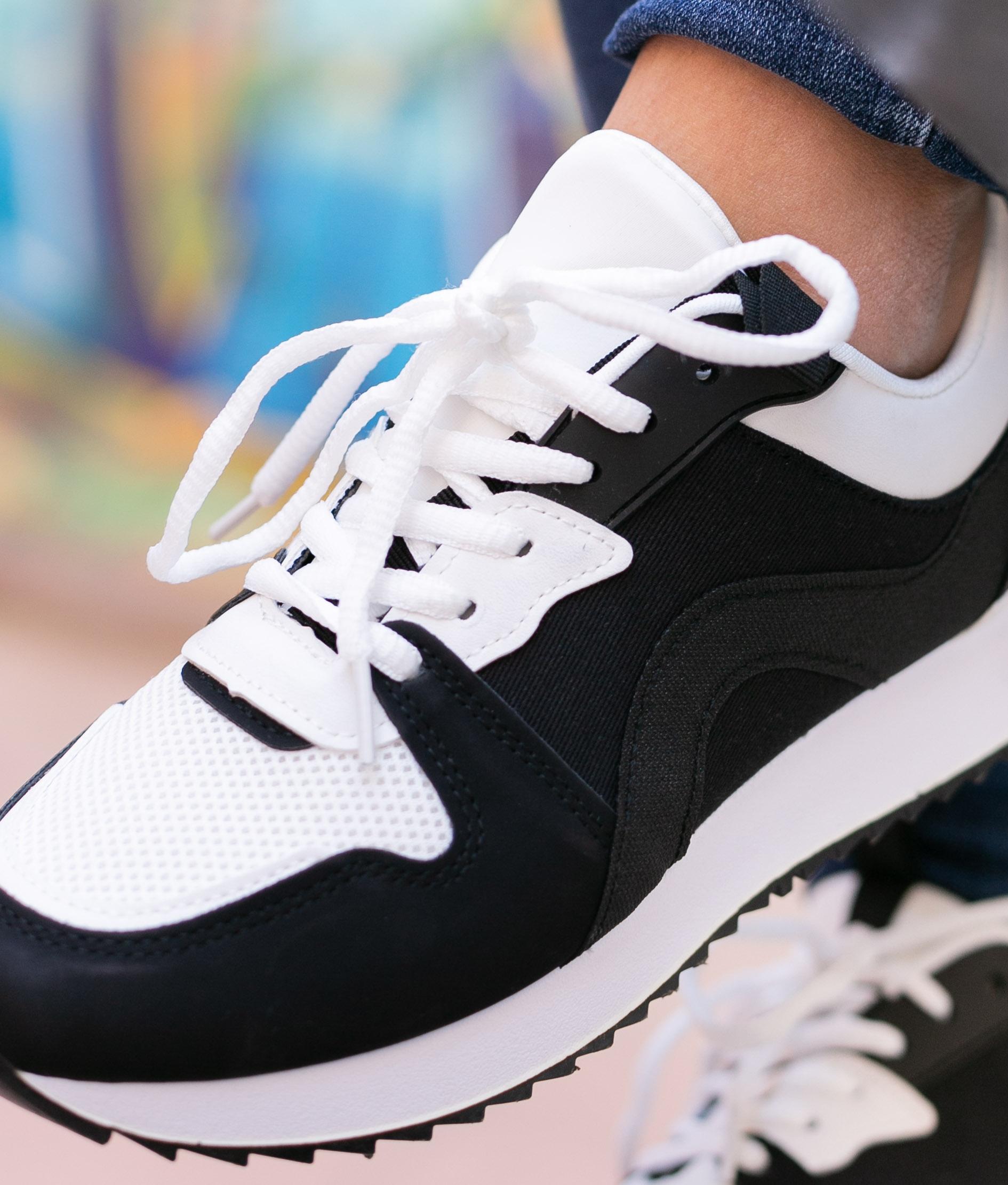 Sneakers Purun - Black