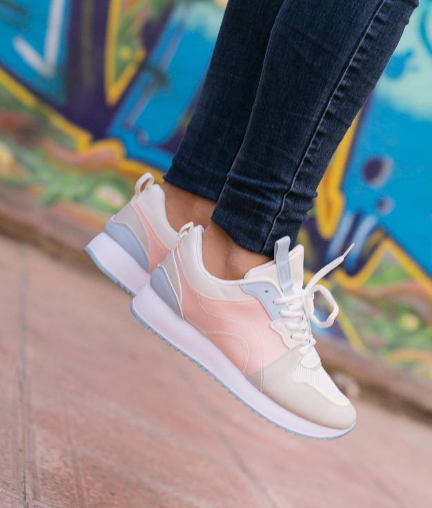 Sneakers Purun - Rose