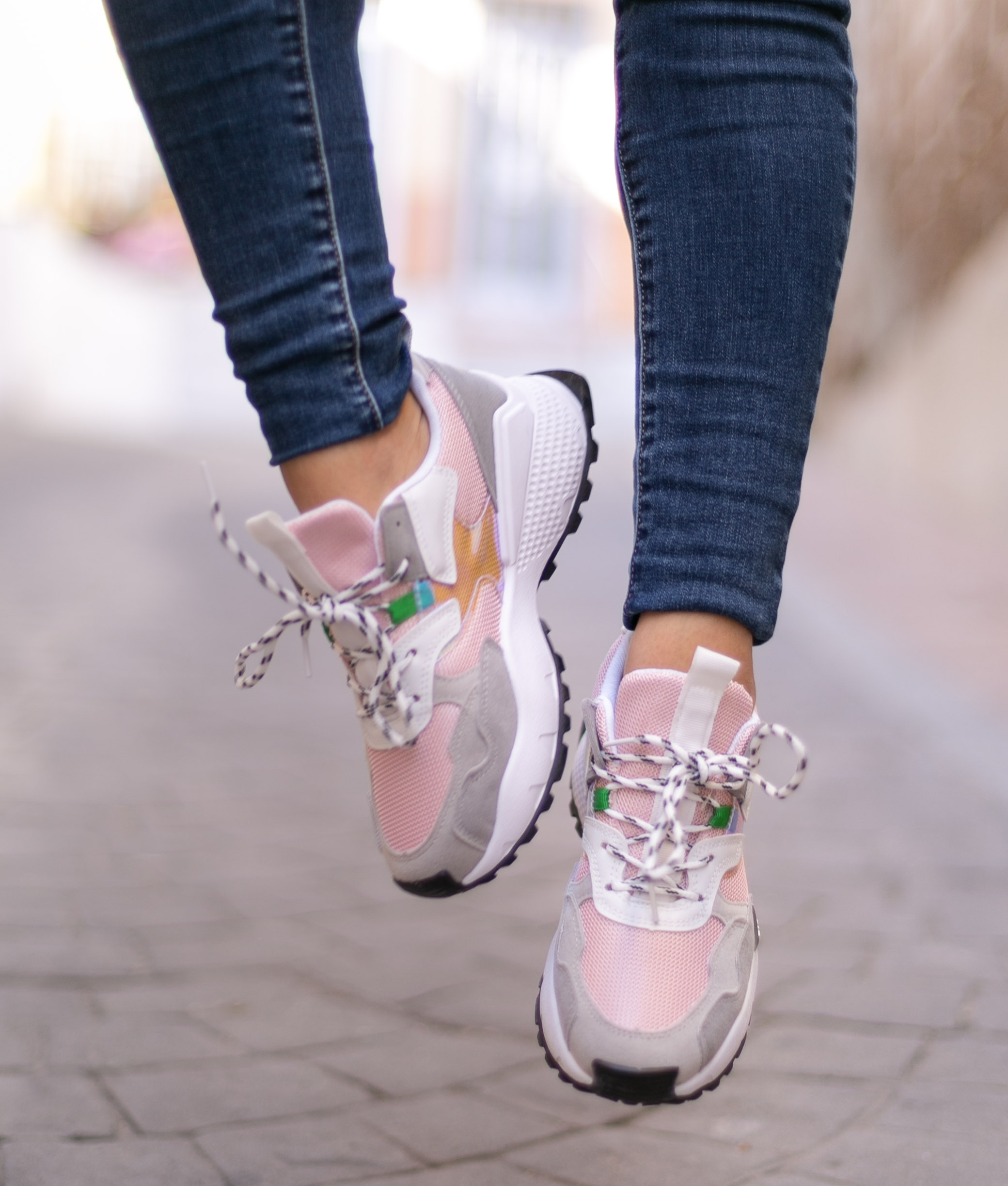 Sneakers Pitoca - Pink