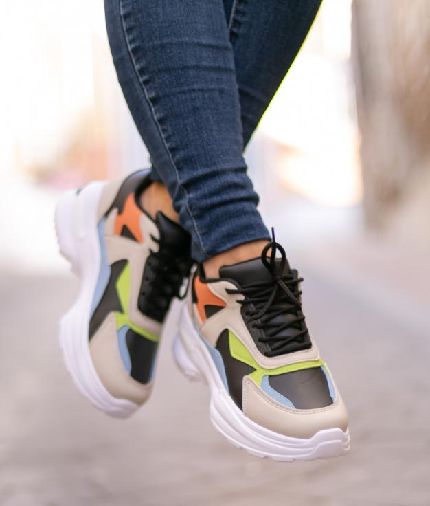 Sneakers Mapre - Noir