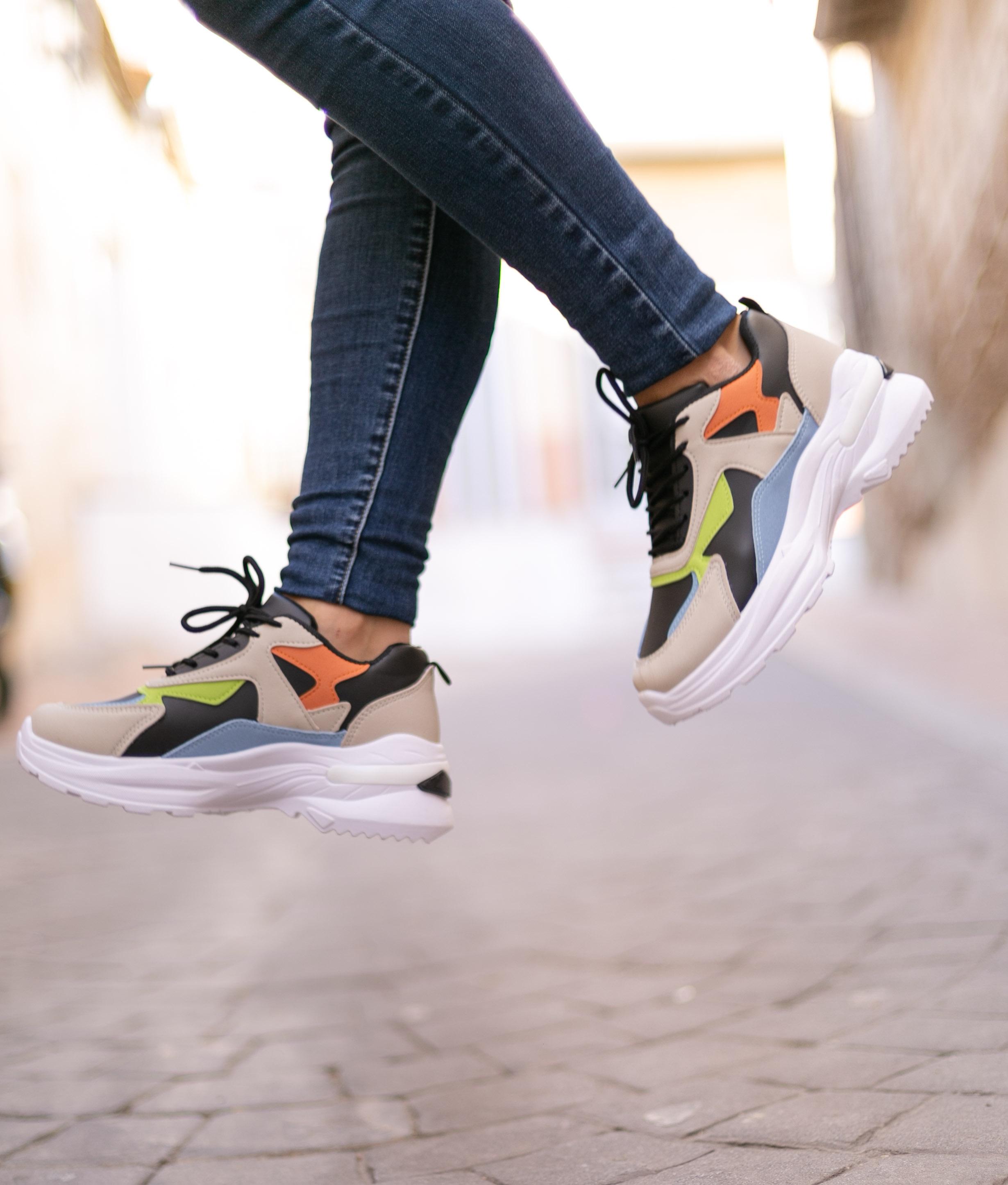 Sneakers Mapre - Black