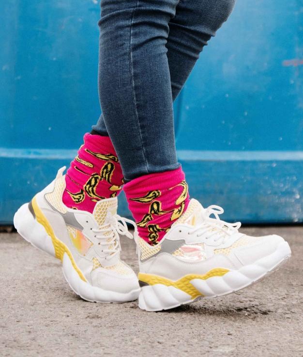 Sneakers Golan - Jaune
