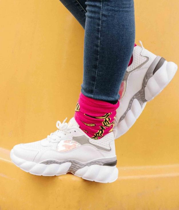 Sneakers Golan - Blanc