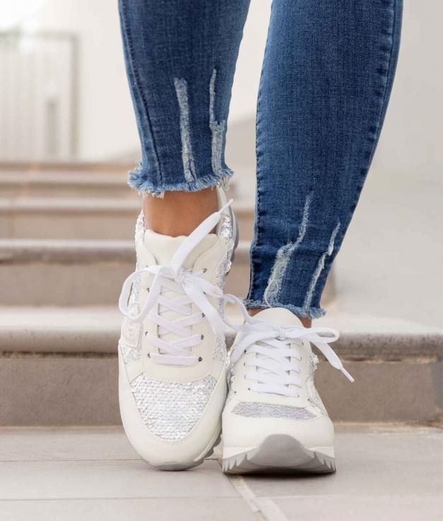 Sneakers Supera - Blanc