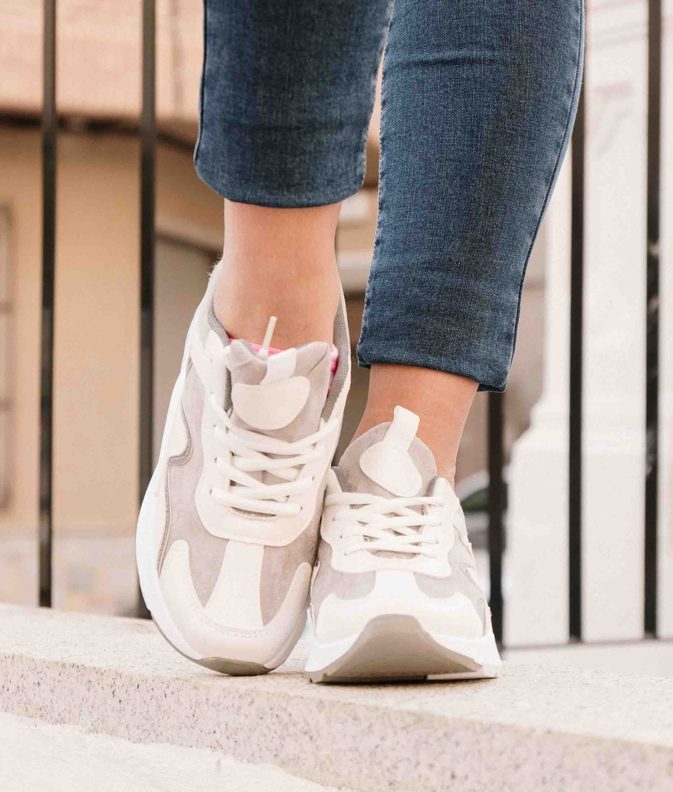 Sneakers Stormy - White