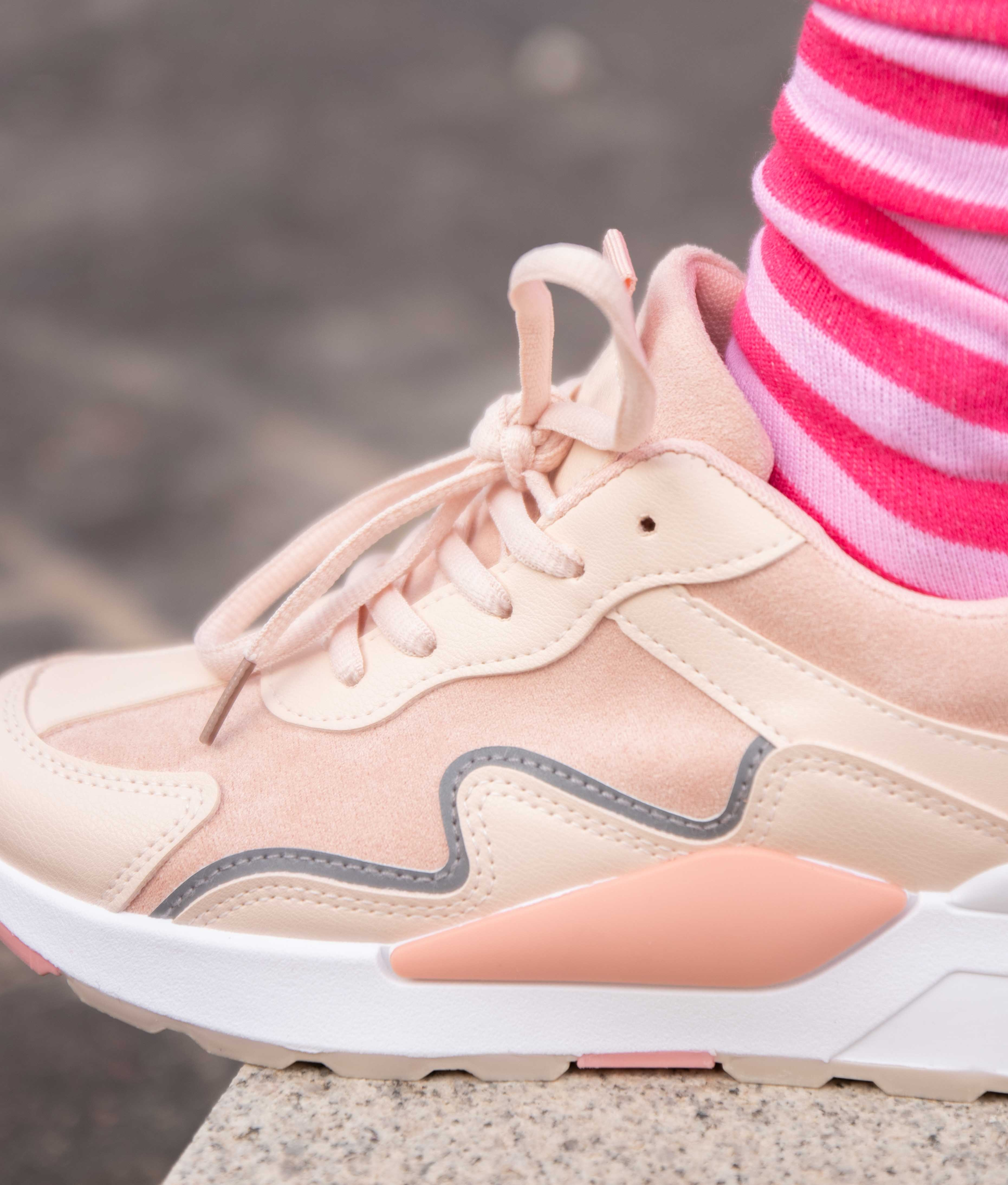Sneakers Stormy - Rosa